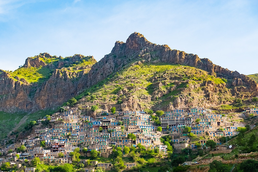 Hawraman, Kurdistan