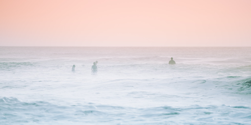 How to swim in rough and choppy conditions