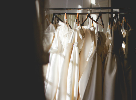 I Have to Store My Wedding Dress For a Year So I'm Using Expert Tips to Keep It Safe - A COVID Bride