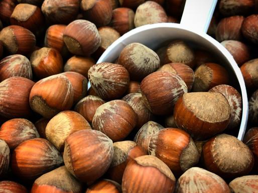 Top 5 benefits of Hazelnuts!