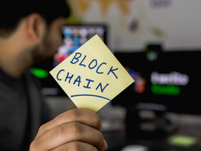 Blockchain in E-commerce - disruption on the verge