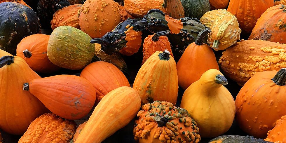 Catonsville  Farmers Market- Oct 25