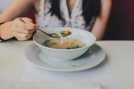 Alkalizing Ginger Miso Soup