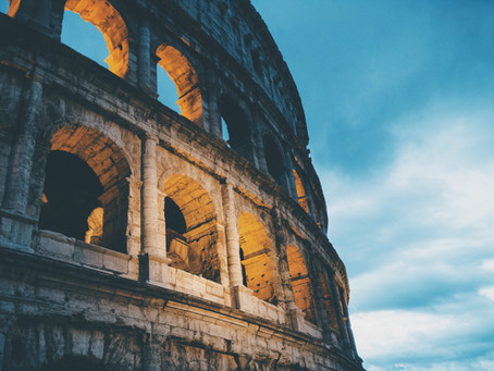 The Neo-Roman Coliseum is here in our Press