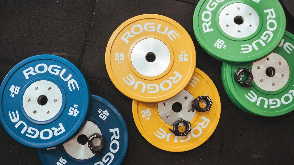 Beginner 6 Week Weightlifting Cycle