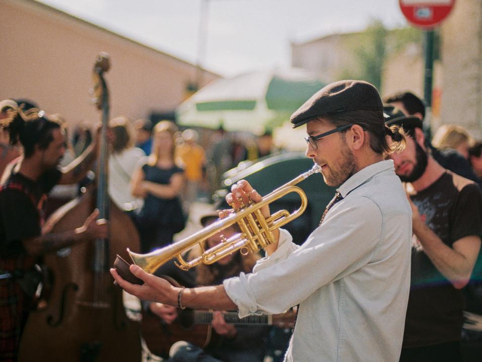 Trumpet & Trombone Lessons