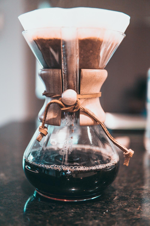 chemex alternatywna metoda parzenia kawy