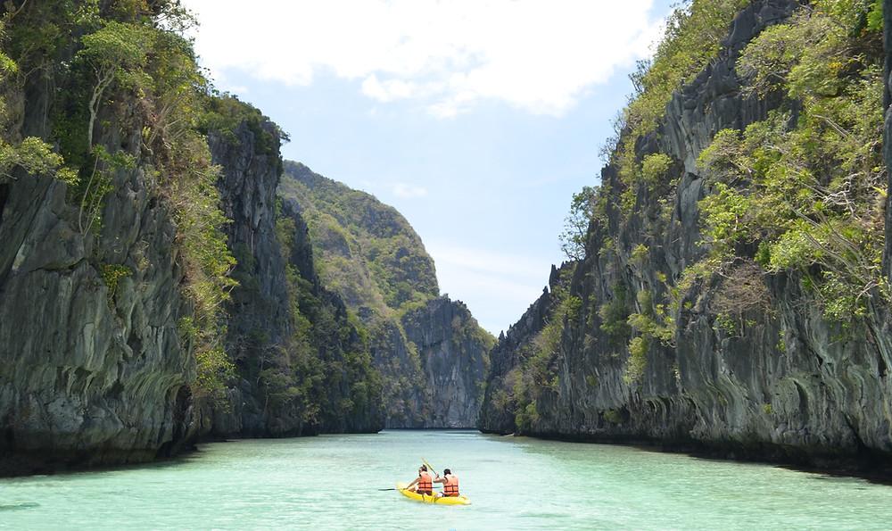 Kayak El Nido
