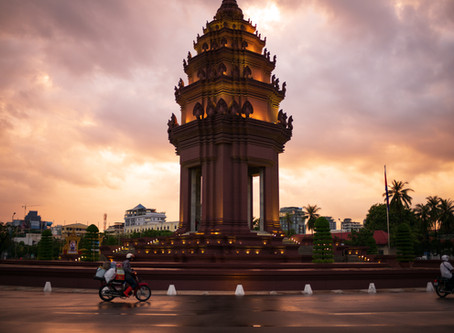"""Trademark Registration of """"Cambodia"""" in Cambodia"""