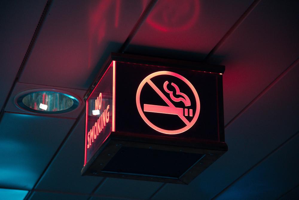 NO to Smoking and Alcohol