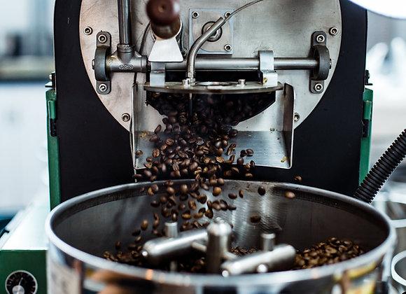 Обжарка кофе | финансовая модель бизнес плана