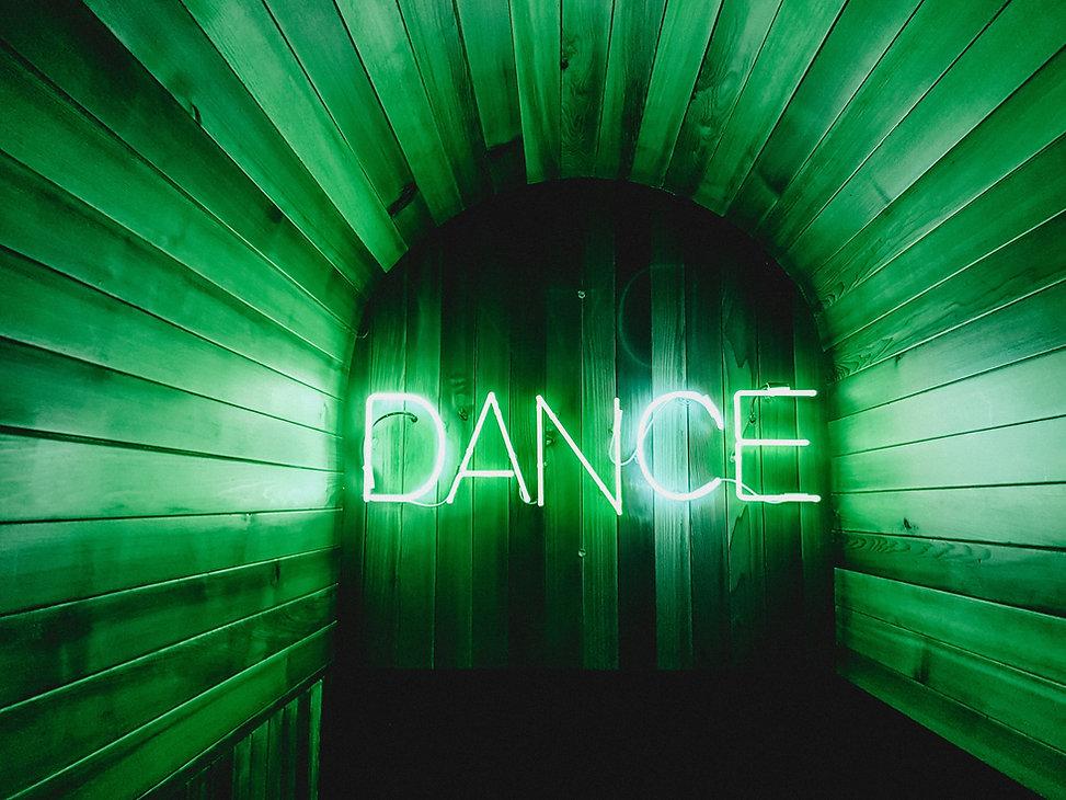 Online dance studio