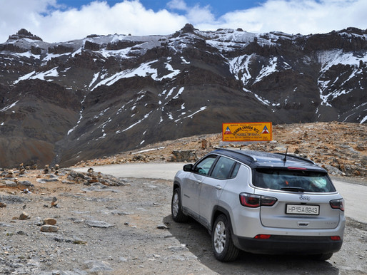 5 Epic Road Trips in India You Need To Take Post Lockdown