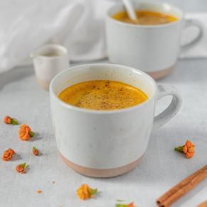 High Protein Turmeric Tea/Latte