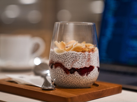 Superfood? Chia seed pudding recipes
