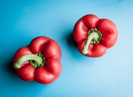 Add Color to Your Diet: Stuffed Bell Peppers
