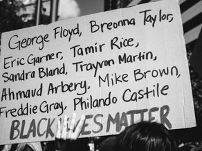 All lives can't matter if black lives aren't included