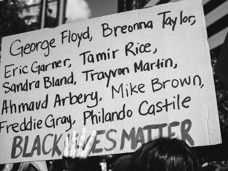 How to address the Black Lives Matter movement within the classroom/home learning.