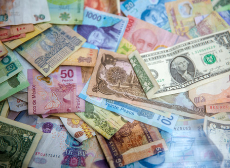 5 Top Tips for Managing your Currency When Buying Abroad