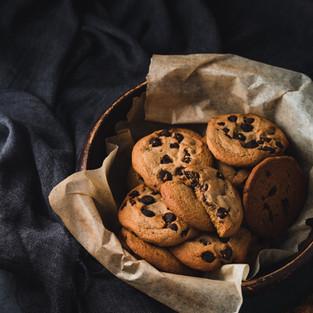 Homemade Choc Cookie