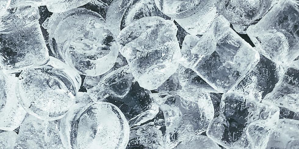 Ice Painting - school holidays