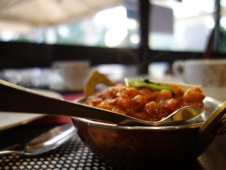 Goan Squash & Chickpea Curry
