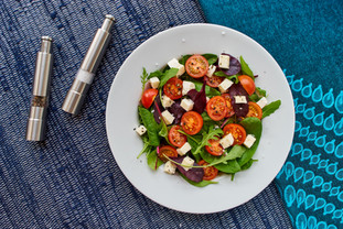 Une simple salade