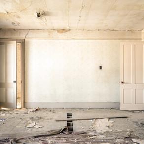 Verbouwing | Een goed begin