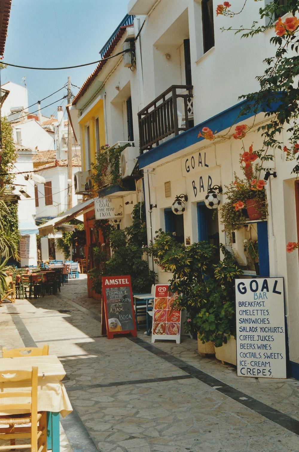 טברנות באתונה