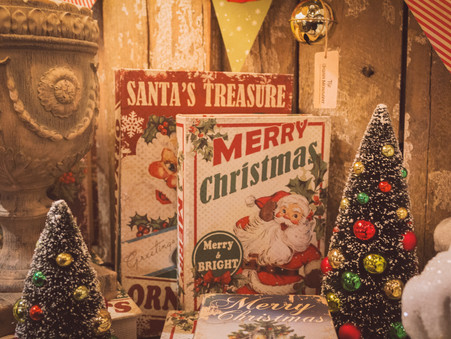 Three Little Christmassy Ideas...