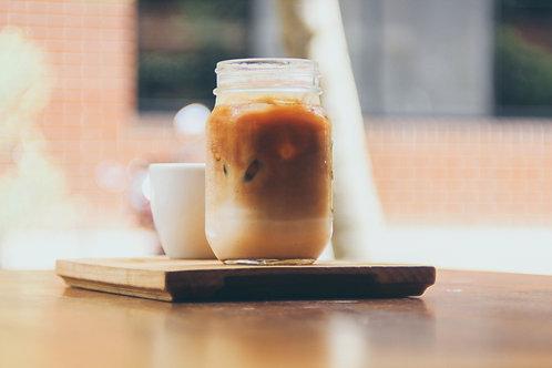 Iced Freshly Spiced Chai Latte | 12oz