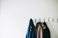 Coat hook installation