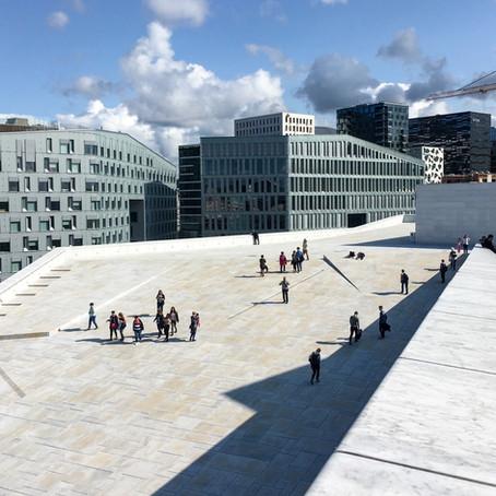 Fiche Ville Oslo 🇳🇴