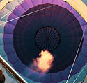 Image of hot air balloon by Graphic Node