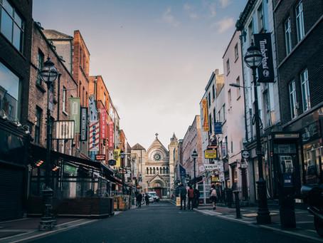 עשרת המקומות שאסור לפספס באירלנד