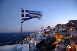 Griekenland centraal