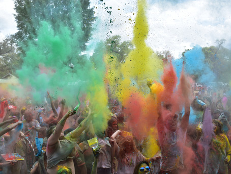 פסטיבלים עיקרים בתת היבשת הודו