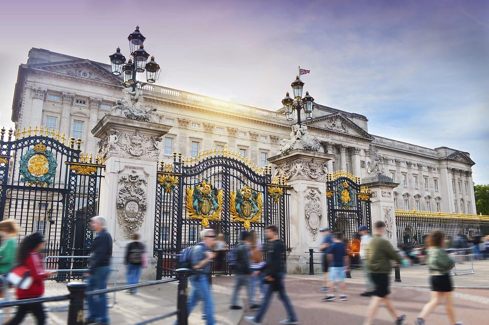 Palácio de Buckingham Roteiro Londres