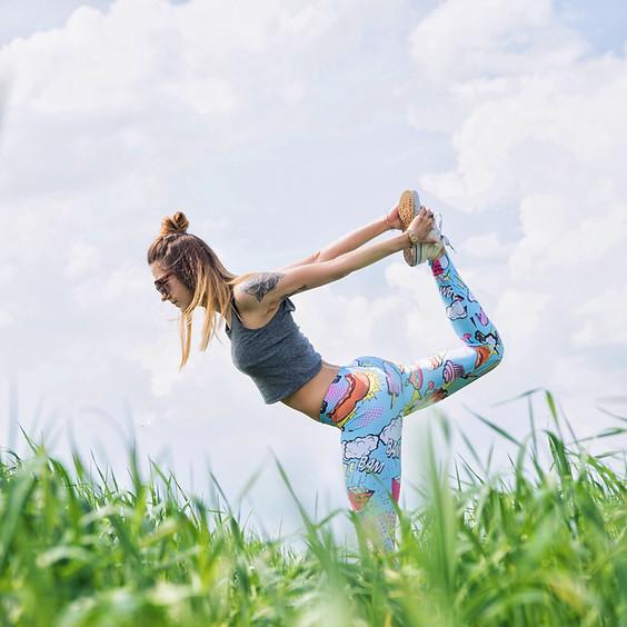 Teen Yoga Mondays