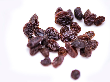 Learn mindfulness with a single raisin!