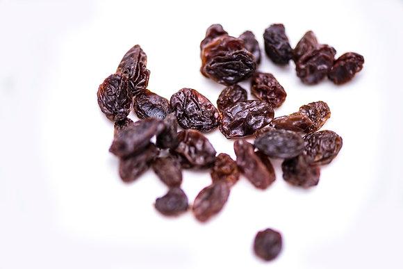 Pasas de uva sin semilla 250 gr.