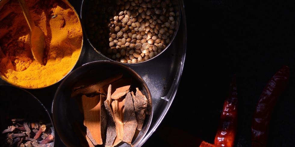 Ayurvedic Essentials & Cooking Class