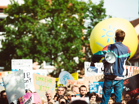 Activism: Shallow Dives