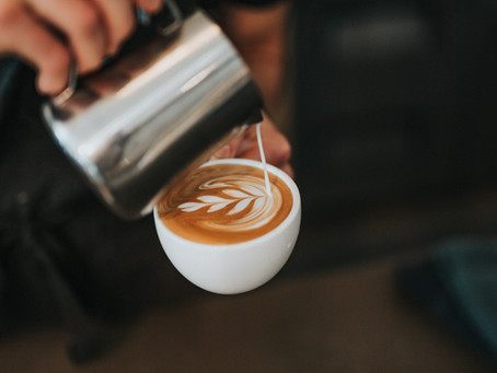 『小食特輯』用咖啡和甜點度過一個自在的午後 —文鳥咖啡