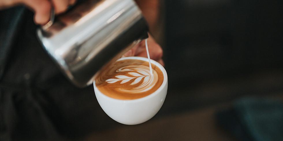 Coffee with Gene