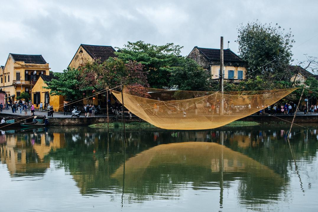 Hoi An Fishing Nets