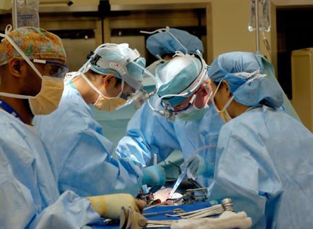 Ergonomics in surgery