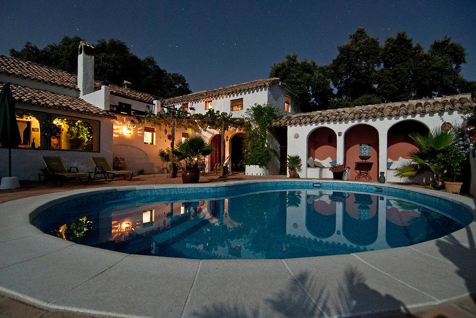 Villa Finca auf Sardinien