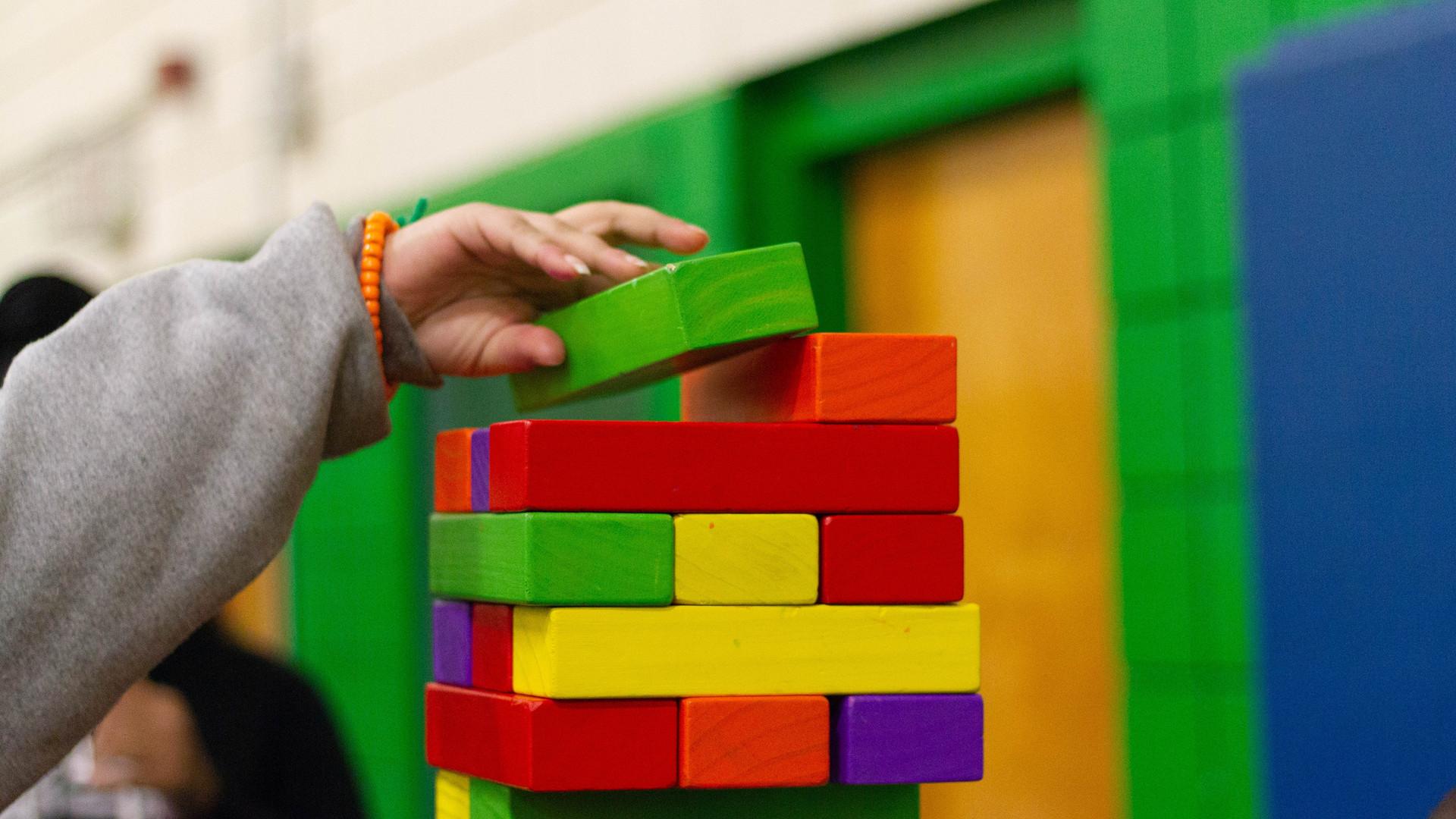 Kids Love Building Blocks!
