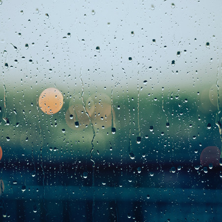 Poetry Corner: Rain in Slow Motion Staccato